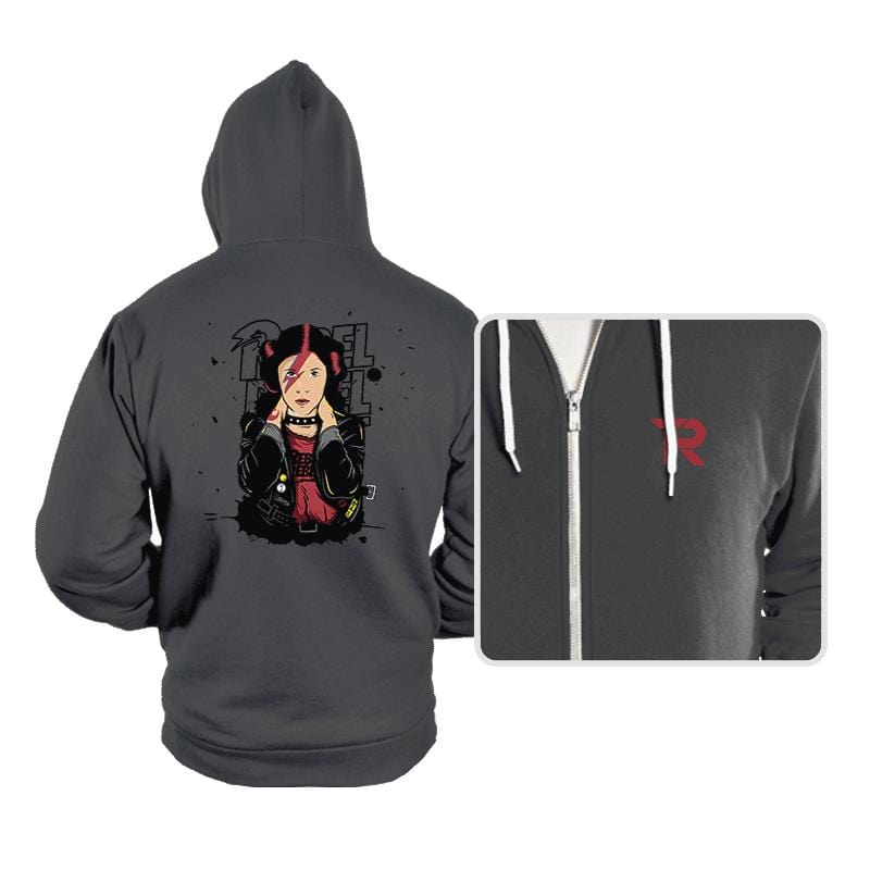 Rebel Leia - Hoodies - Hoodies - RIPT Apparel