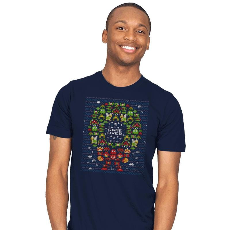 Gamer's X-mas - Mens - T-Shirts - RIPT Apparel