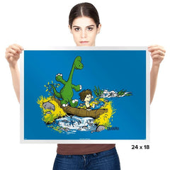 River Friends - Prints - Posters - RIPT Apparel