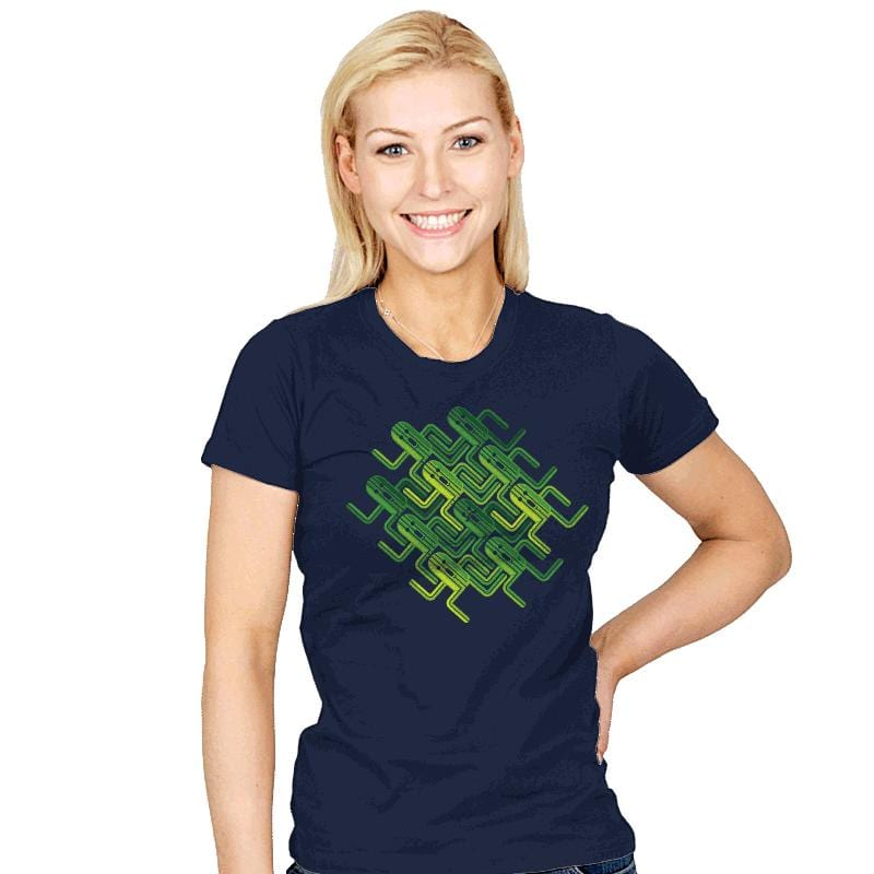 10000 Needles - Womens - T-Shirts - RIPT Apparel