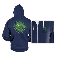 10000 Needles - Hoodies - Hoodies - RIPT Apparel