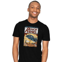 Punch Comics - Mens - T-Shirts - RIPT Apparel