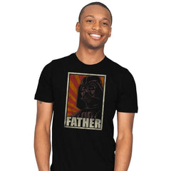 Father! - Mens - T-Shirts - RIPT Apparel