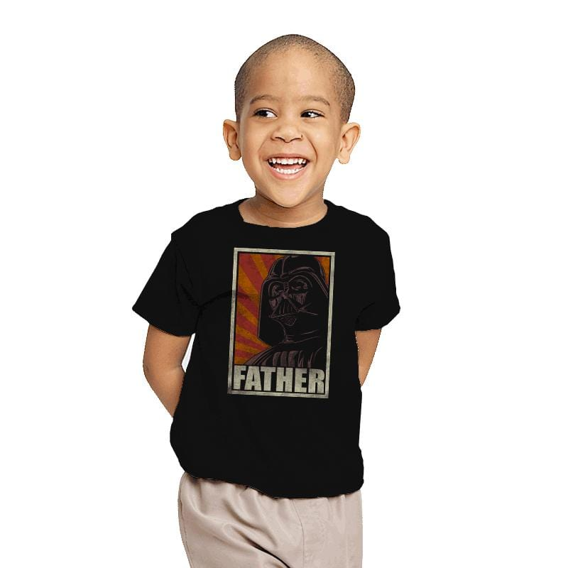 Father! - Youth - T-Shirts - RIPT Apparel
