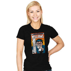 Deadite Comics - Womens - T-Shirts - RIPT Apparel