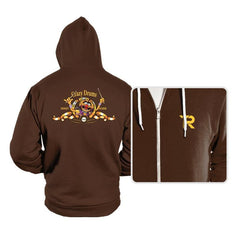 Crazy Drums - Hoodies - Hoodies - RIPT Apparel