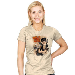 Tanker Girl - Womens - T-Shirts - RIPT Apparel