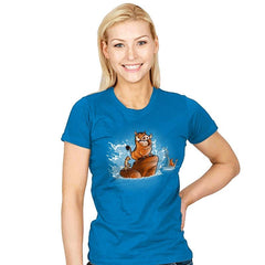 The Little Phacochoerus - Womens - T-Shirts - RIPT Apparel