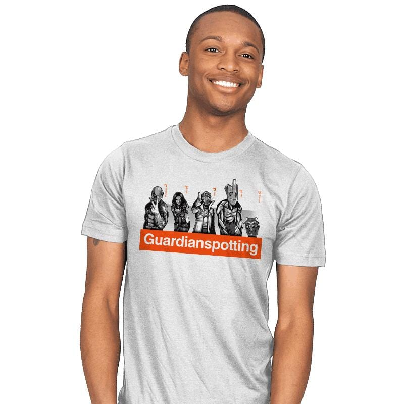 Guardianspotting - Mens - T-Shirts - RIPT Apparel
