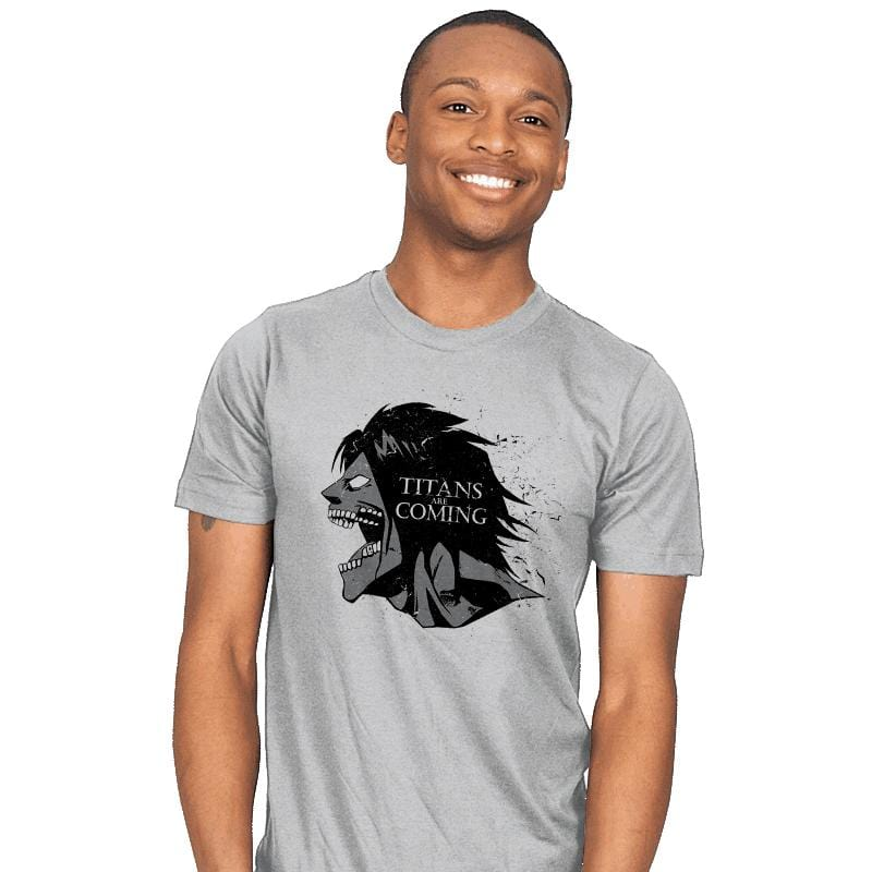 Titans are Coming - Mens - T-Shirts - RIPT Apparel
