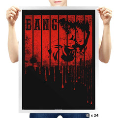 BANG! - Prints - Posters - RIPT Apparel
