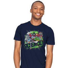 SCIENCE! - Mens - T-Shirts - RIPT Apparel