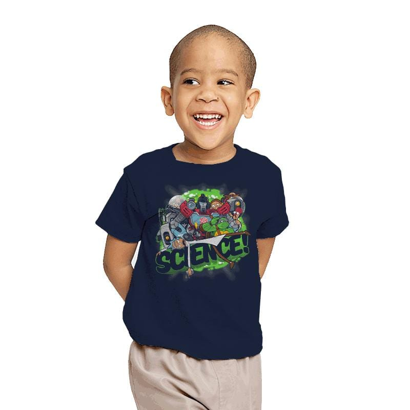 SCIENCE! - Youth - T-Shirts - RIPT Apparel
