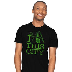 I Heart This City - Mens - T-Shirts - RIPT Apparel
