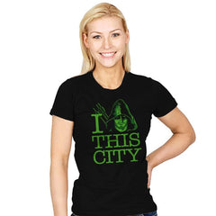 I Heart This City - Womens - T-Shirts - RIPT Apparel