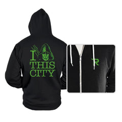 I Heart This City - Hoodies - Hoodies - RIPT Apparel