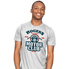 Rogers Motor Club - Mens - T-Shirts - RIPT Apparel