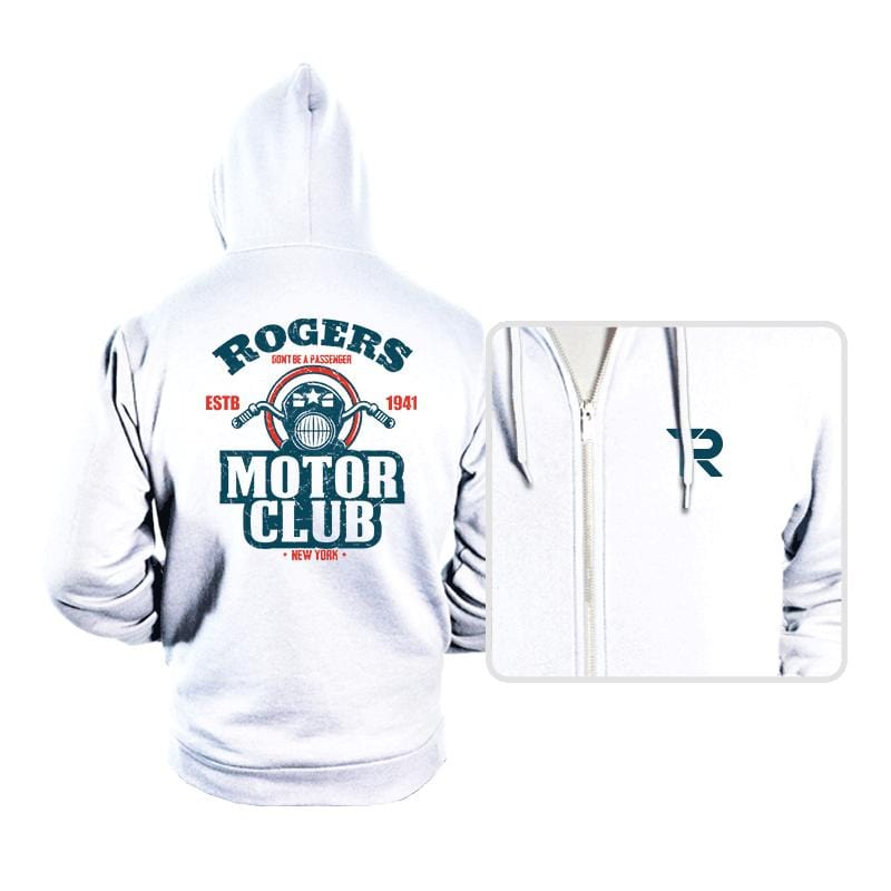 Rogers Motor Club - Hoodies - Hoodies - RIPT Apparel