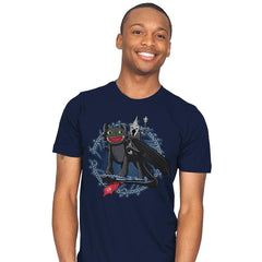 Witch King of Berk - Mens - T-Shirts - RIPT Apparel
