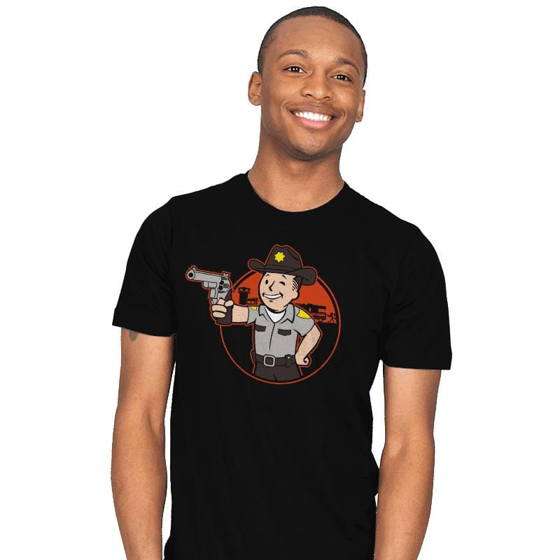 Zombie Fallout - Mens - T-Shirts - RIPT Apparel