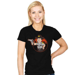 Zombie Fallout - Womens - T-Shirts - RIPT Apparel
