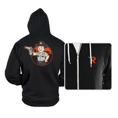 Zombie Fallout - Hoodies - Hoodies - RIPT Apparel