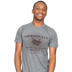 Venkman & Co. - Mens - T-Shirts - RIPT Apparel