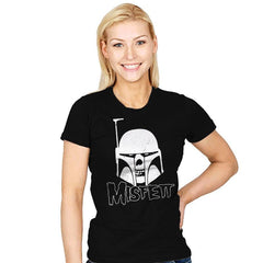 Misfett - Womens - T-Shirts - RIPT Apparel