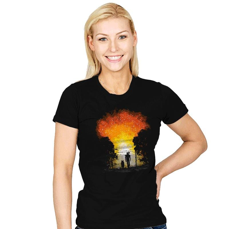 Post Apocalypse - Womens - T-Shirts - RIPT Apparel