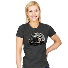 War Face Never Changes - Womens - T-Shirts - RIPT Apparel