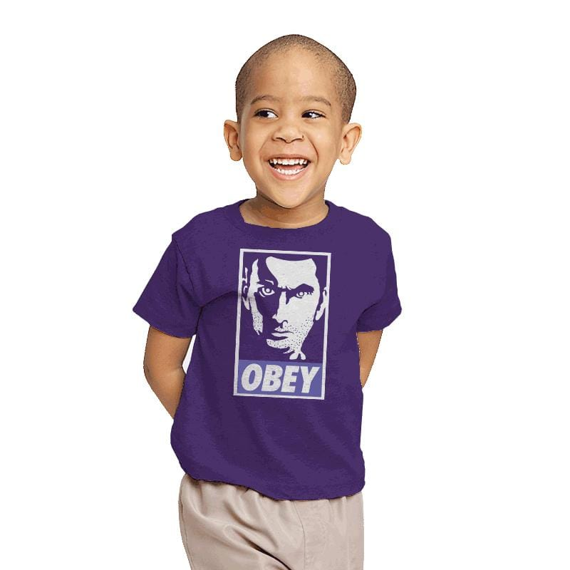 OBEY - Youth - T-Shirts - RIPT Apparel