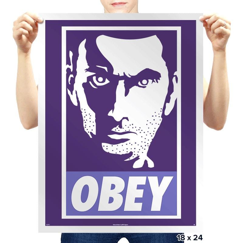 OBEY - Prints - Posters - RIPT Apparel