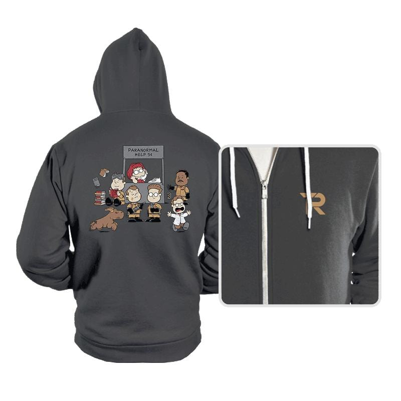 The Busters Are In - Hoodies - Hoodies - RIPT Apparel