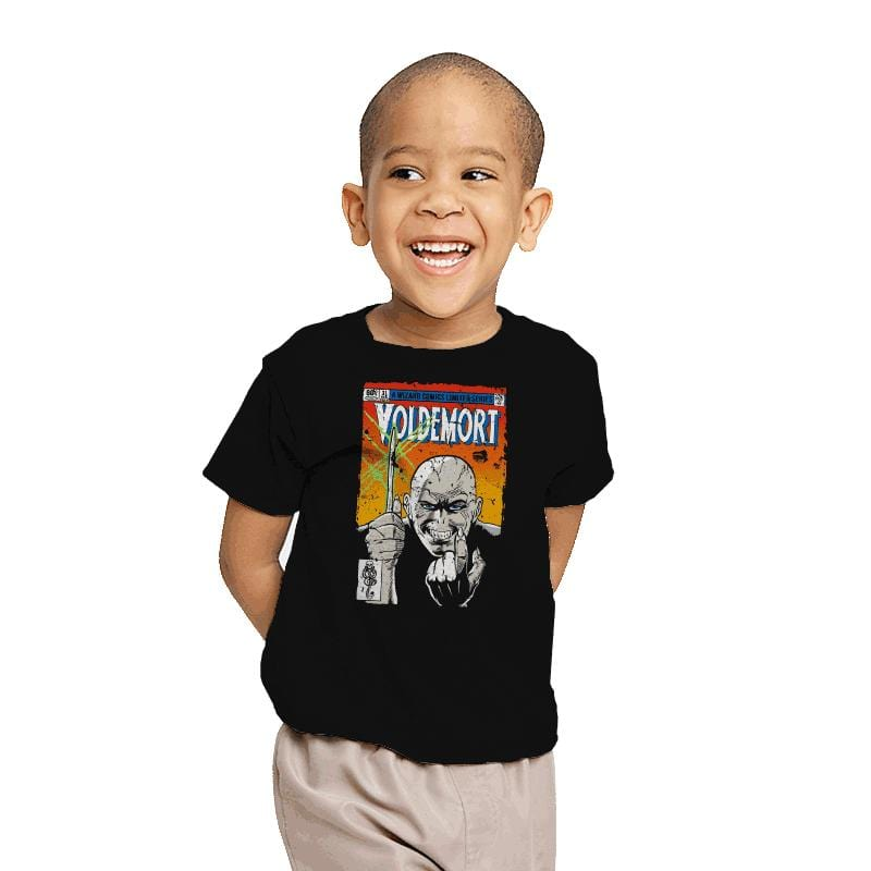 Wizard Comics - Youth - T-Shirts - RIPT Apparel