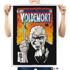 Wizard Comics - Prints - Posters - RIPT Apparel