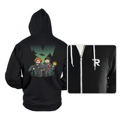 Brick Files - Hoodies - Hoodies - RIPT Apparel