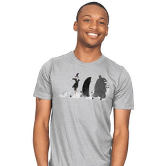 Ghibli Road - Mens - T-Shirts - RIPT Apparel