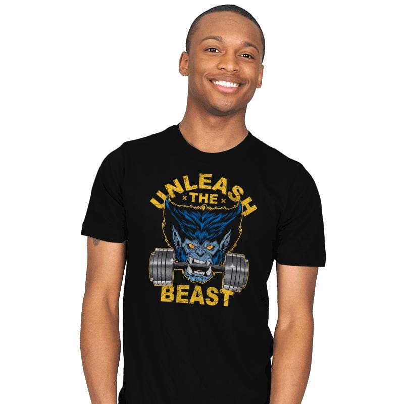 Unleash - Mens - T-Shirts - RIPT Apparel