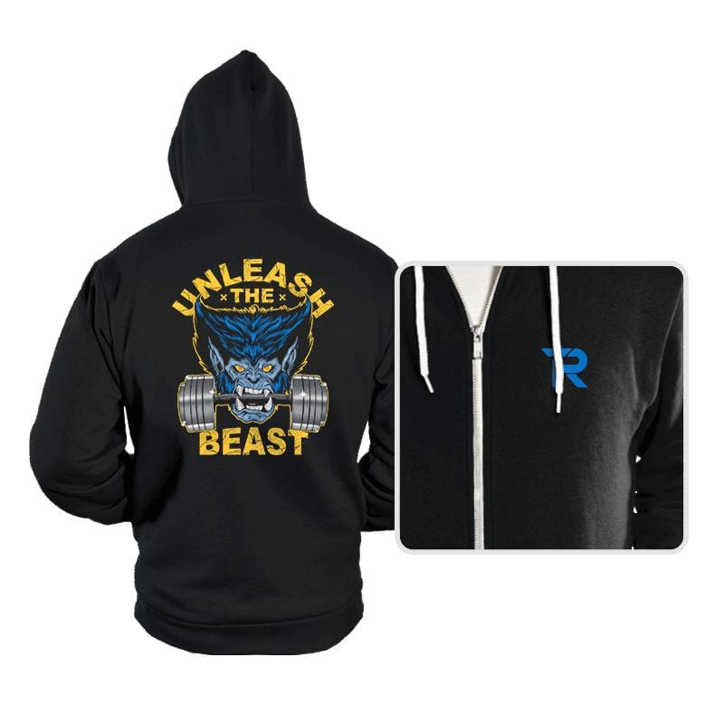 Unleash - Hoodies - Hoodies - RIPT Apparel