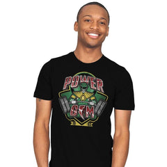 Power Gym - Mens - T-Shirts - RIPT Apparel
