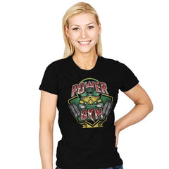 Power Gym - Womens - T-Shirts - RIPT Apparel