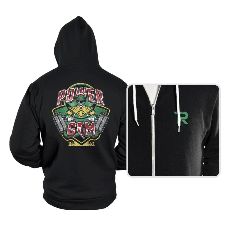 Power Gym - Hoodies - Hoodies - RIPT Apparel