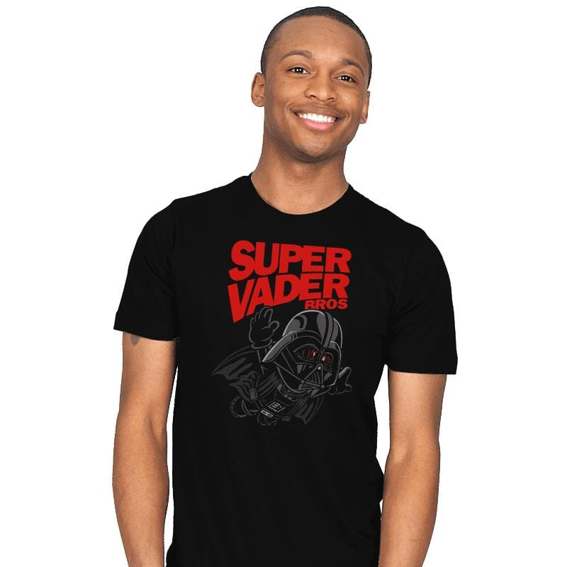 Super Vader Bros - Mens - T-Shirts - RIPT Apparel