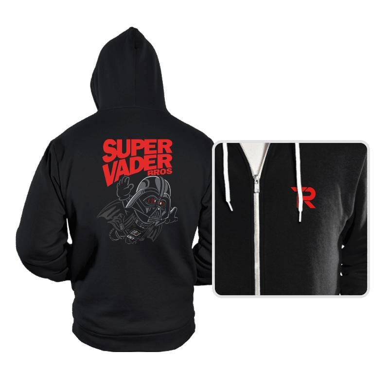 Super Vader Bros - Hoodies - Hoodies - RIPT Apparel