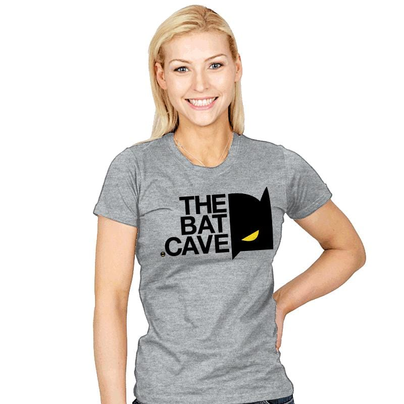 The North Cave - Womens - T-Shirts - RIPT Apparel