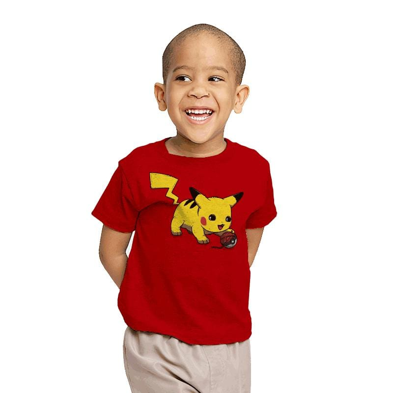 Picatchu - Youth - T-Shirts - RIPT Apparel