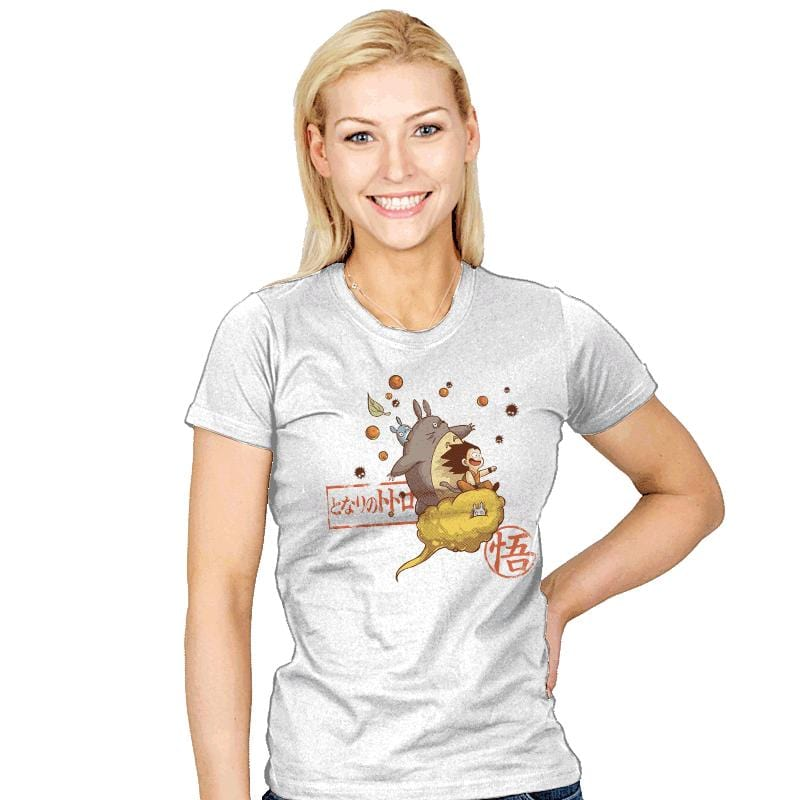 Awesome Friends - Womens - T-Shirts - RIPT Apparel