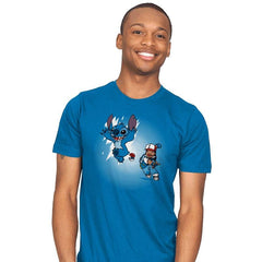 Pokestitch - Mens - T-Shirts - RIPT Apparel