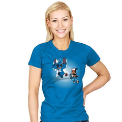 Pokestitch - Womens - T-Shirts - RIPT Apparel