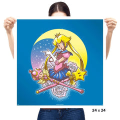Sailor Shroom - Prints - Posters - RIPT Apparel